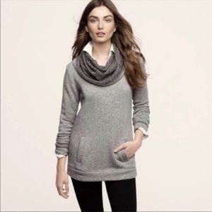 Jcrew cowl neck sweater! So warm! Size S